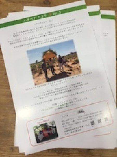 画像1: ハナヘナだより Vol.3 (1)